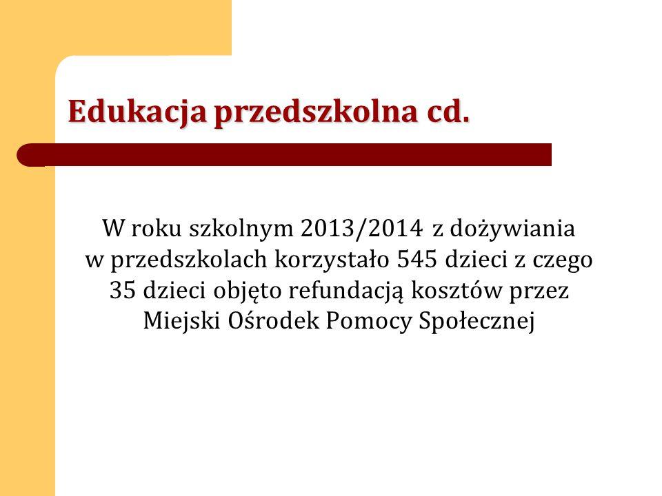 Wynik Publicznego Gimnazjum Nr 2 na tle Miasta, powiatu i województwa