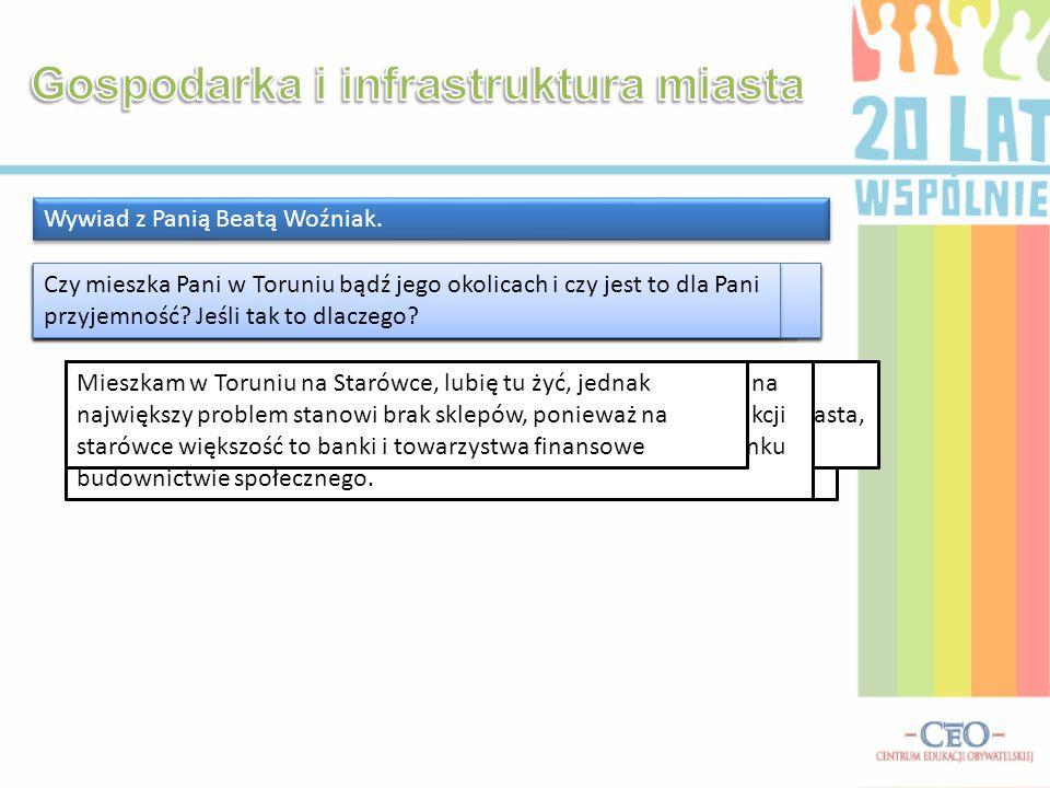 Czy mogłaby Pani powiedzieć, jaką funkcje sprawowała Pani w urzędzie marszałkowskim i jaki był zakres obowiązków z tym związanych.