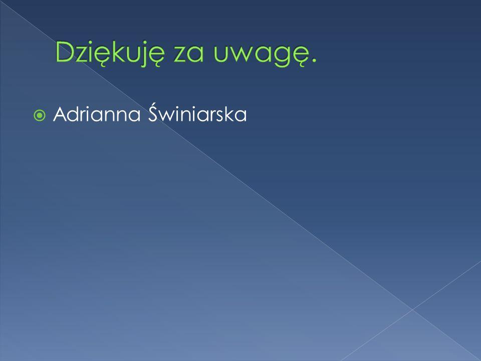 Adrianna Świniarska