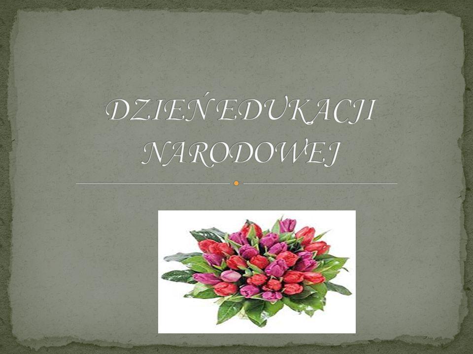 Polskie święto oświaty i szkolnictwa wyższego ustanowione 27 kwietnia 1972 r.