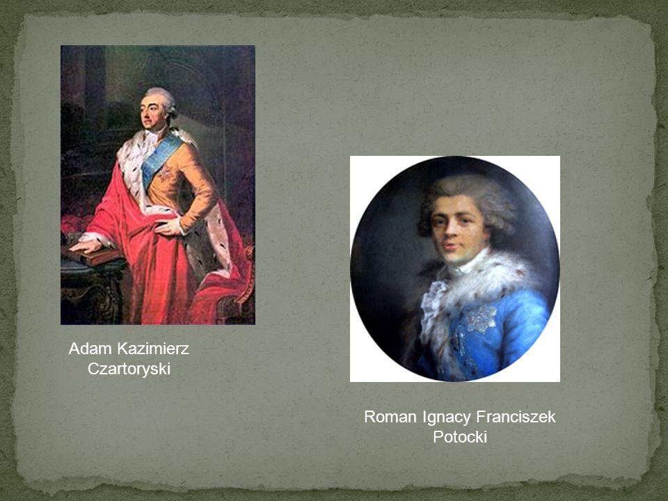 Biskup wileński Ignacy Jakub Massalski, pierwszy prezes KEN Biskup płocki (później prymas) Michał Jerzy Poniatowski, prezes KEN od 1776.
