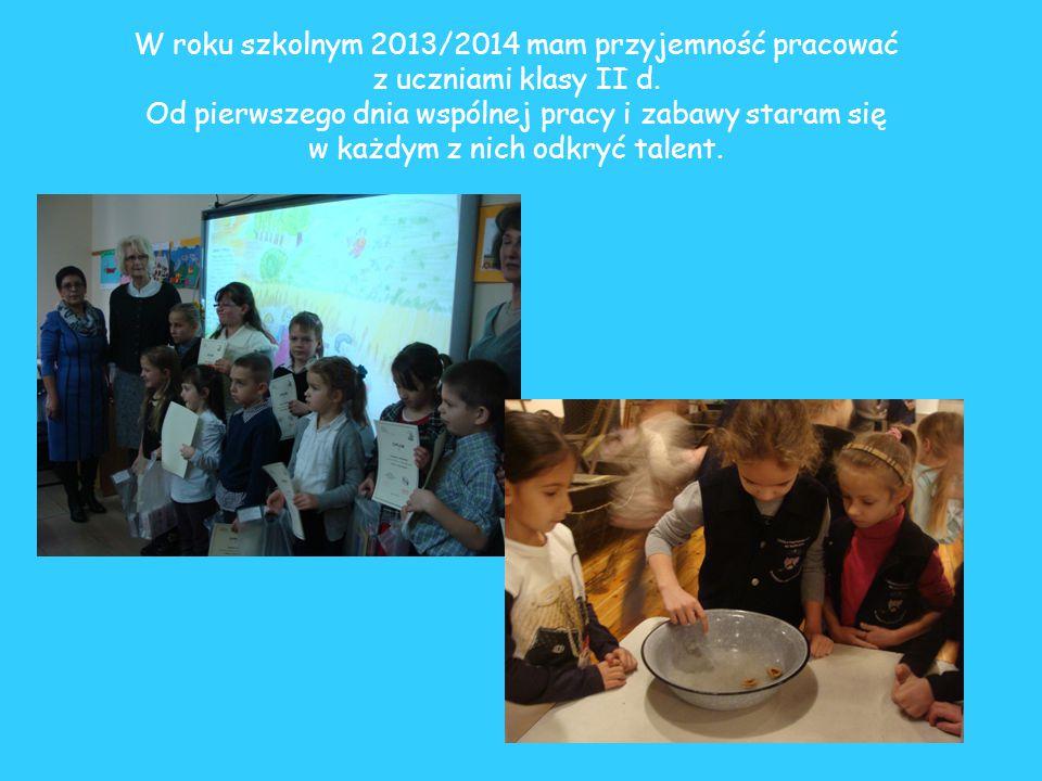 Moi uczniowie uczestniczą w zajęciach kółka plastycznego, które oparte są na aktywności dziecka w tworzeniu własnej twórczości plastycznej oraz eksperymentowaniu z różnymi materiałami plastycznymi.