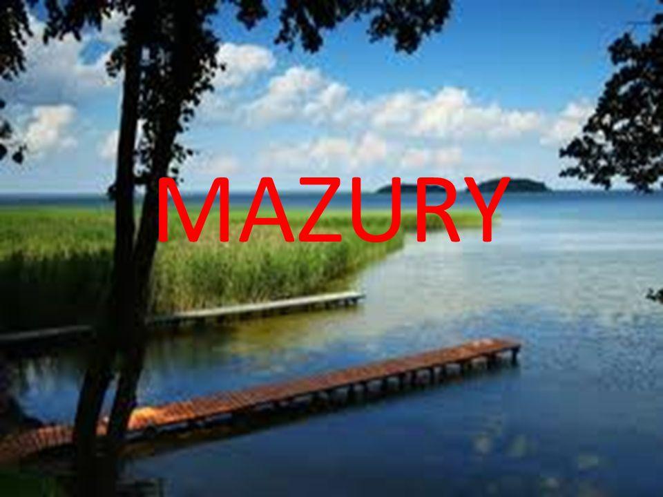 KRÓTKA HISTORIA MAZUR Mazury (dawn.