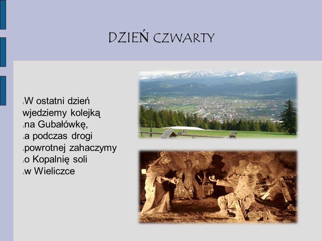 A oprócz zwiedzania … Zakopane to miasto wielu festiwali, imprez sportowych i wydarzeń kulturalnych.