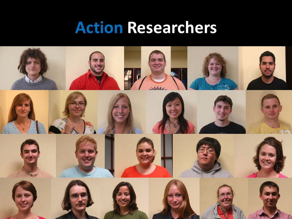 Action Researchers