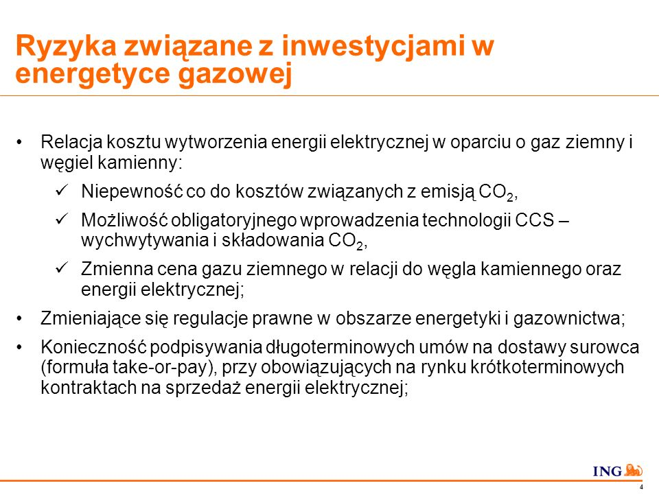 Do not put content in the Brand Signature area 3 Gaz ziemny czy węgiel kamienny.