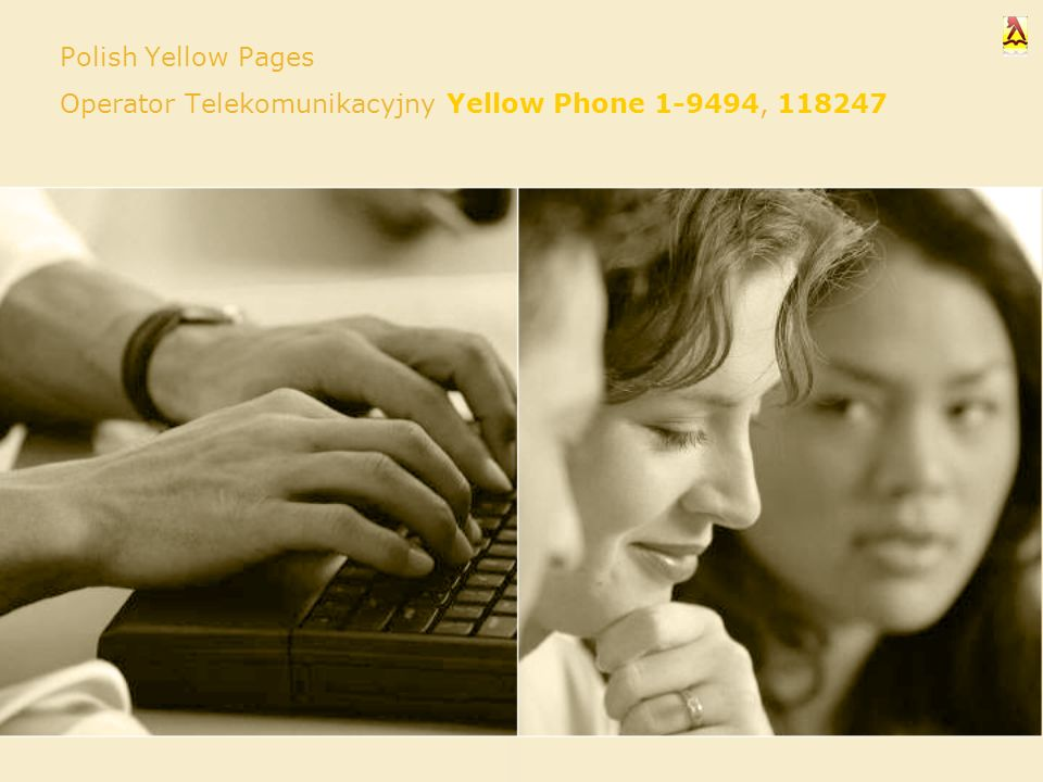 Polish Yellow Pages Operator Telekomunikacyjny Yellow Phone ,