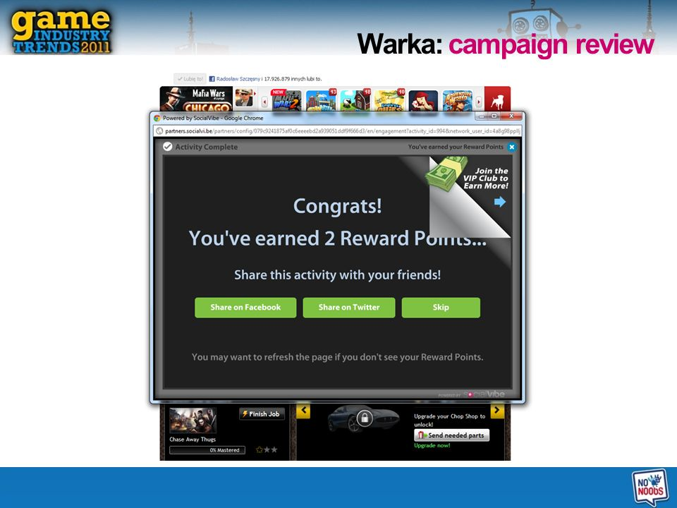 21 Warka: campaign review