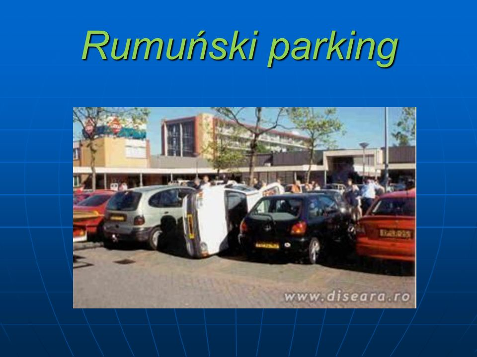 Rumuński parking