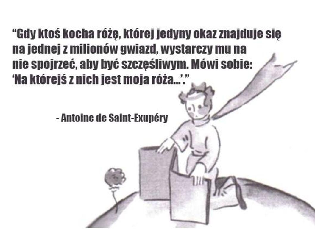 Autor Antoine De Saint Exupéry Ppt Pobierz