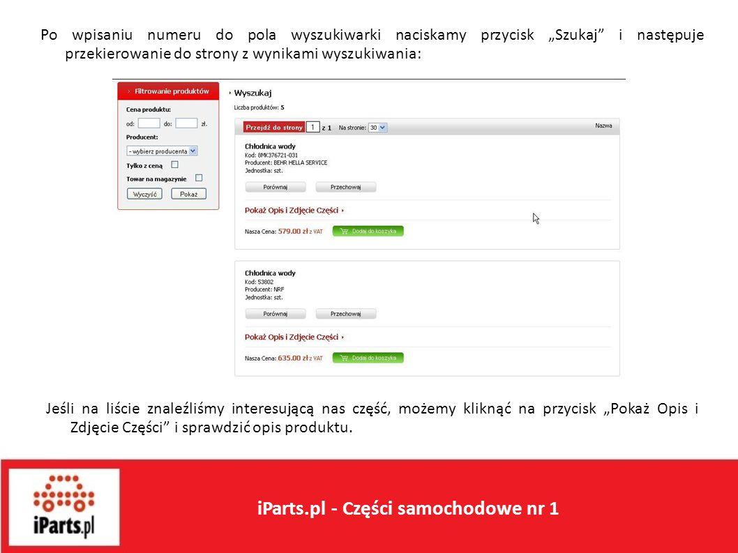 """f49dd2c51 Po wpisaniu numeru do pola wyszukiwarki naciskamy przycisk """"Szukaj i  następuje przekierowanie do strony z"""