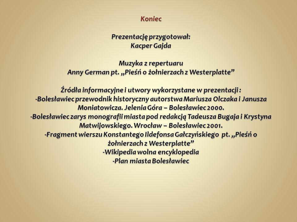 Ulica Im Obrońców Westerplatte Ulica Im Obrońców